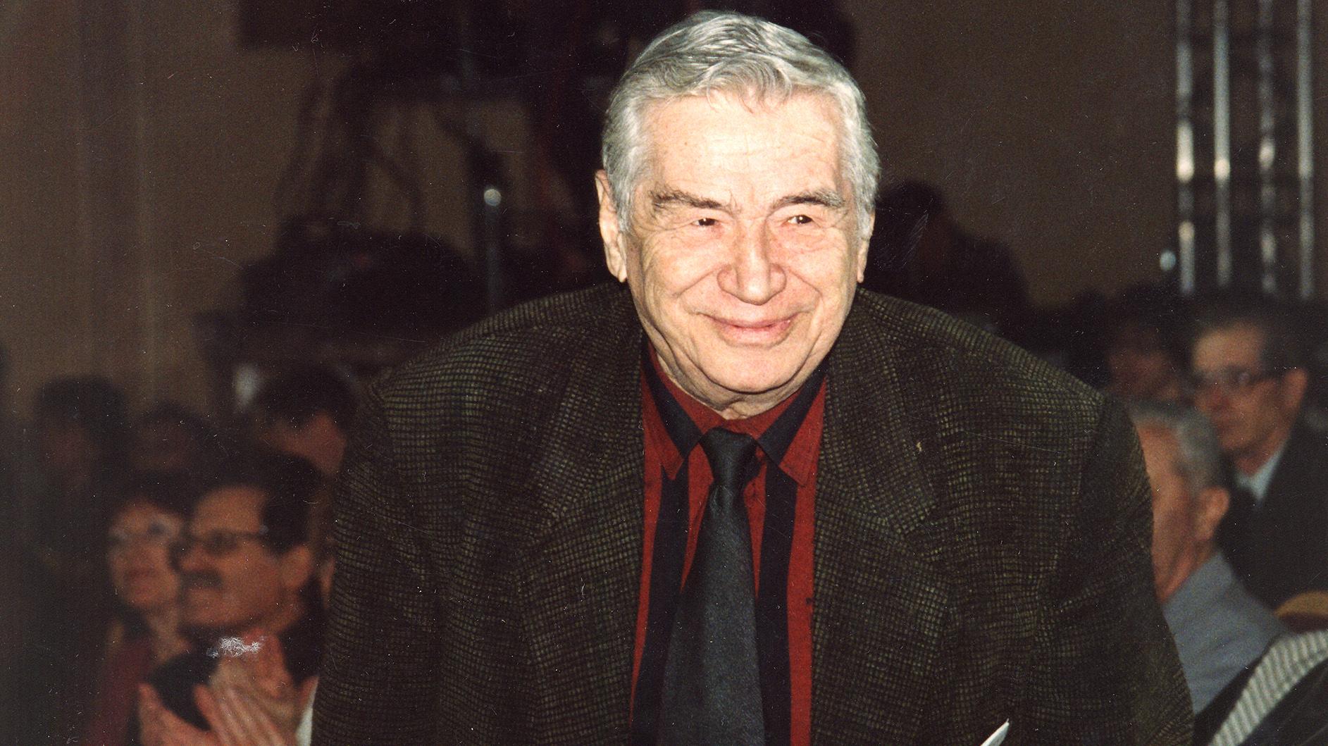 Матвей Ошеровский